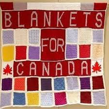 Blankets for Canada
