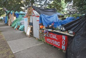 Victoria BC Youth Homlessness
