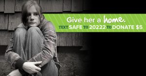 Mobile Giving - Youth Homelessness - Victoria BC