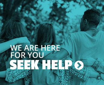We are here for you. Seek help.